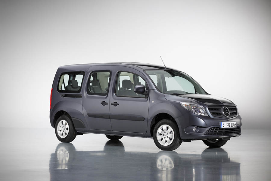 Mercedes Citan Long